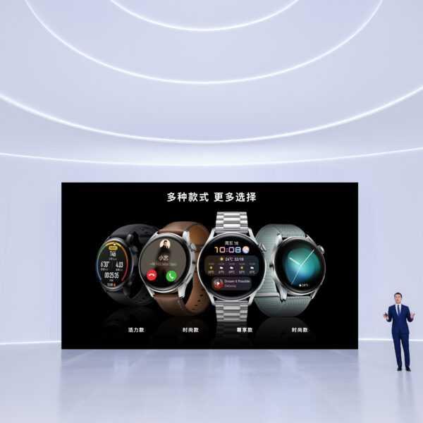 Huawei выводит на рынок новую продукцию на базе HarmonyOS 2 (1 3)