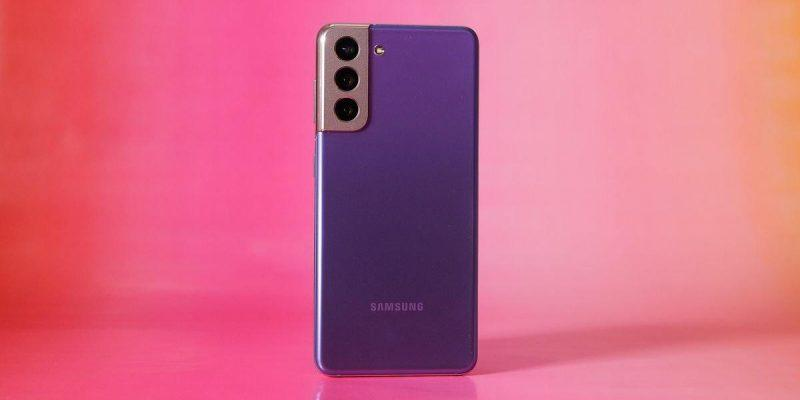MWC 2021: Samsung делает акцент на партнерстве на мероприятии Unpacked (1613120034 045 samsung galaxy s21 hands on)