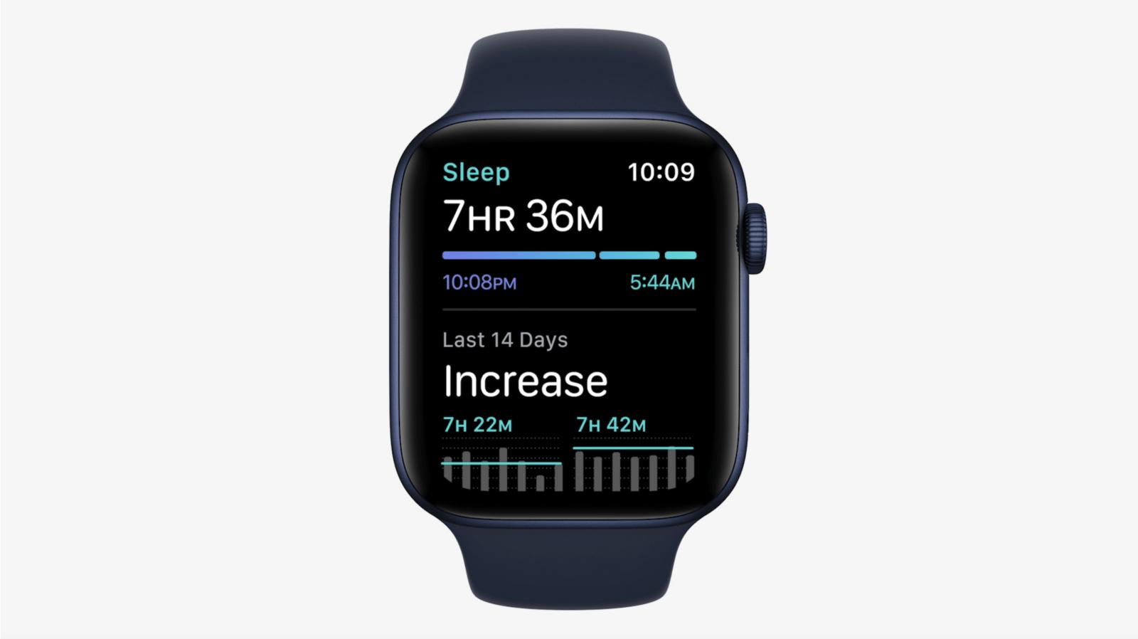WWDC 2021: обновление watchOS 8. C часов можно даже отправить GIF (20210607181015 906130)