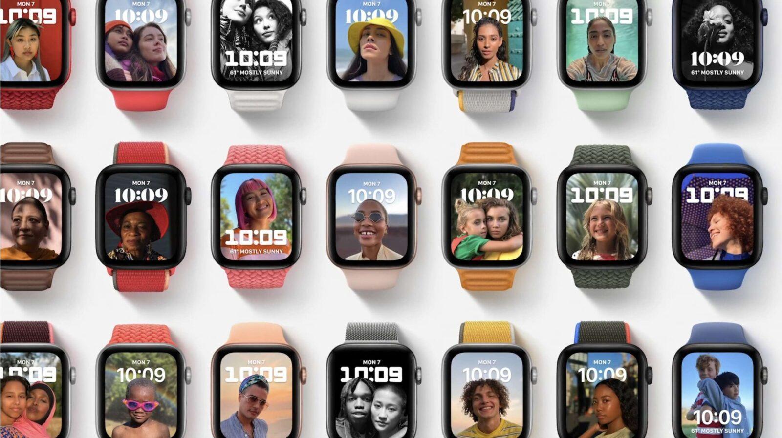 WWDC 2021: обновление watchOS 8. C часов можно даже отправить GIF (20210607181242 788445 scaled)