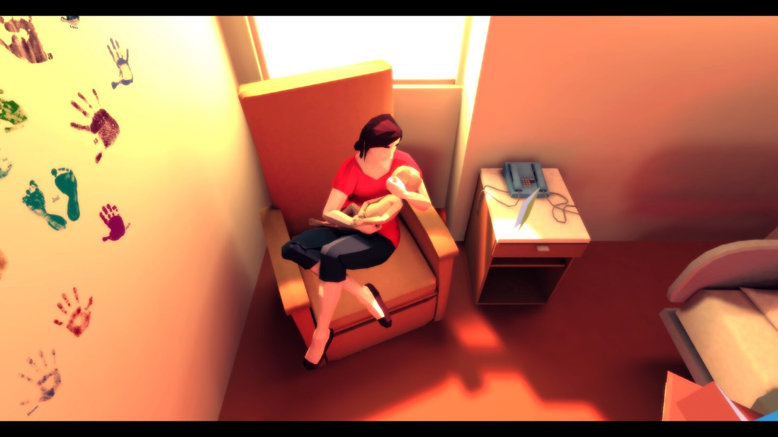Обзор That Dragon, Cancer: История малыша Джоэла Грина (20210614122647 1)