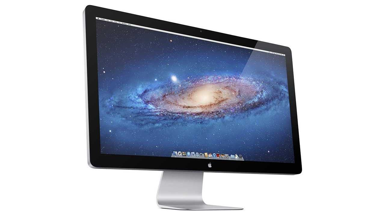 Apple добавила Thunderbolt Display в список «винтажных» продуктов (42379 82223 thunderbolt display)