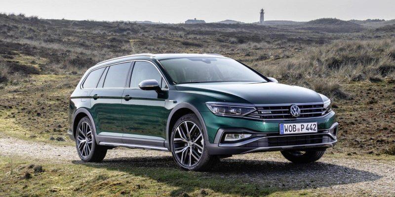 Volkswagen представил Passat Alltrack в России (58cc457deff51ad75fabe49d0c0a0e57c73a4595)