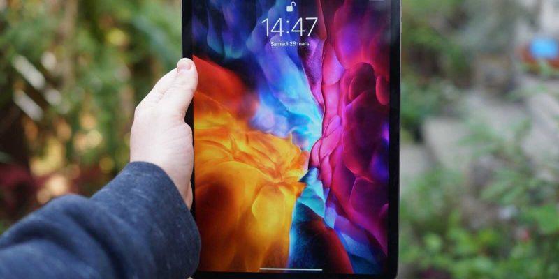 Apple работает над iPad с большим дисплеем (apple ipad pro 2020 frandroid dsc00643 scaled 1)