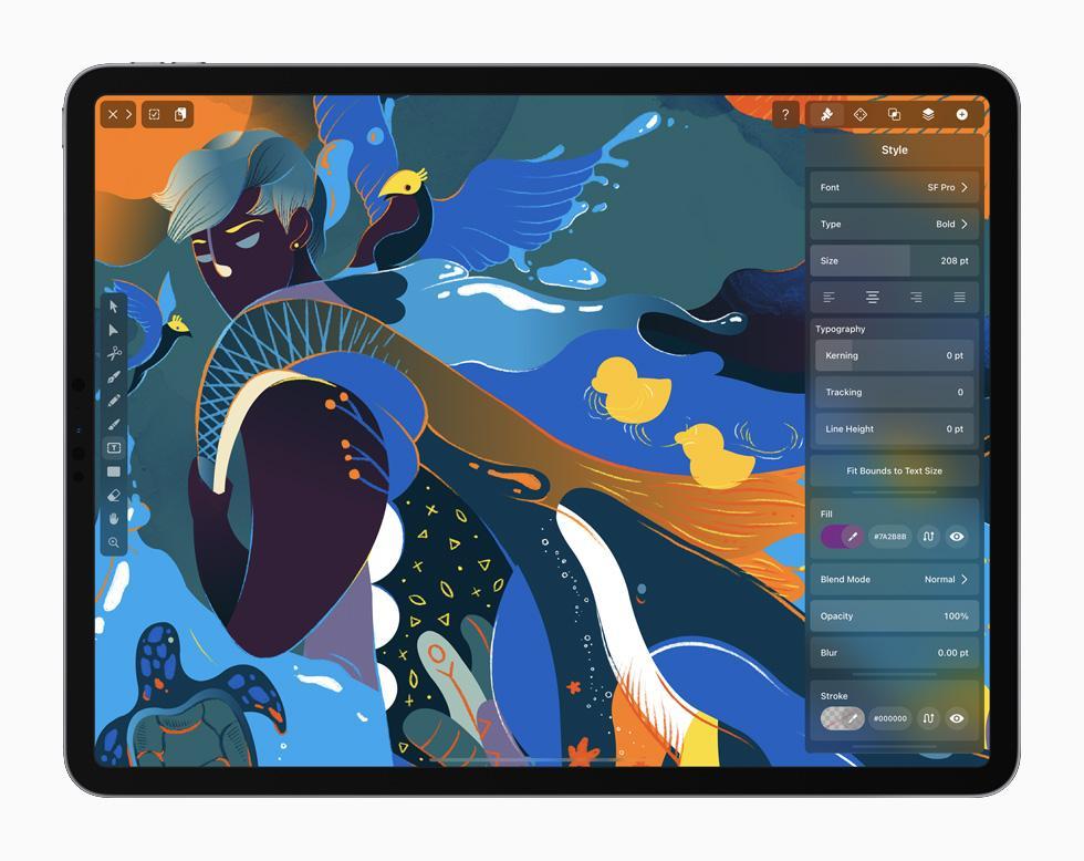 Разработчики увеличили общие объёмы платежей и продаж в экосистеме Apple App Store на 24 процента (apple ipadpro linearity screen 2 060221 big carousel.jpg.large 1)