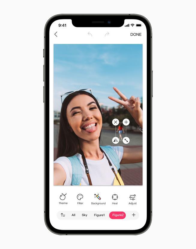 Разработчики увеличили общие объёмы платежей и продаж в экосистеме Apple App Store на 24 процента (apple iphone12pro makaron app 2 060221 carousel.jpg.large)