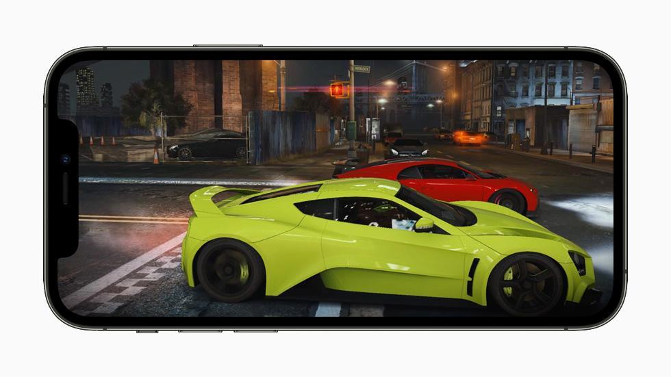 Apple представила новые технологии и инструменты для разработчиков приложений (apple iphone12pro metal texture compression 060721 big.jpg.large)