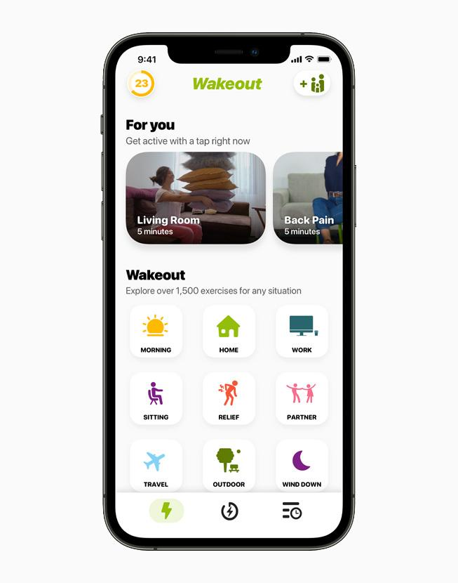 Разработчики увеличили общие объёмы платежей и продаж в экосистеме Apple App Store на 24 процента (apple iphone12pro wakeout app 060221 carousel.jpg.large)