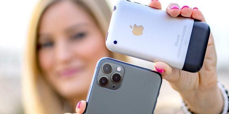 14 лет назад стартовали продажи первого iPhone (apple teraet polzovatelej picture6 0)