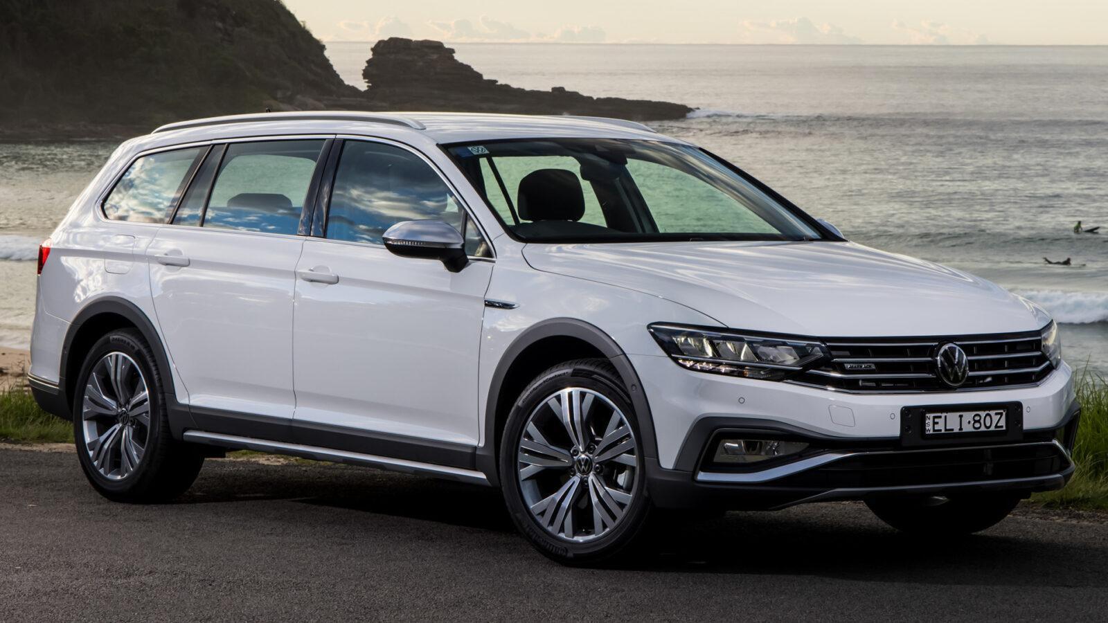 Volkswagen представил Passat Alltrack в России (carpixel.net 2021 volkswagen passat alltrack au 104058 hd)