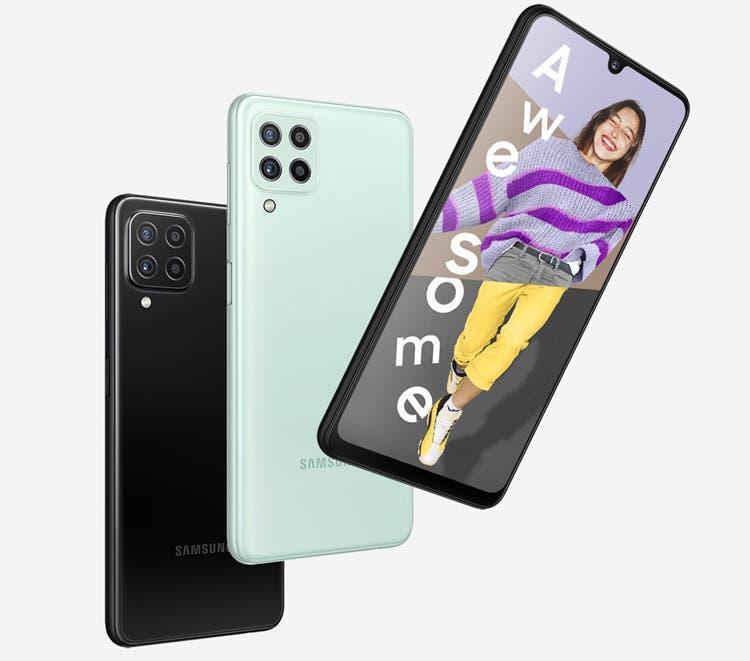Samsung скоро представит бюджетный смартфон Galaxy F22 на платформе MediaTek (f22 1)