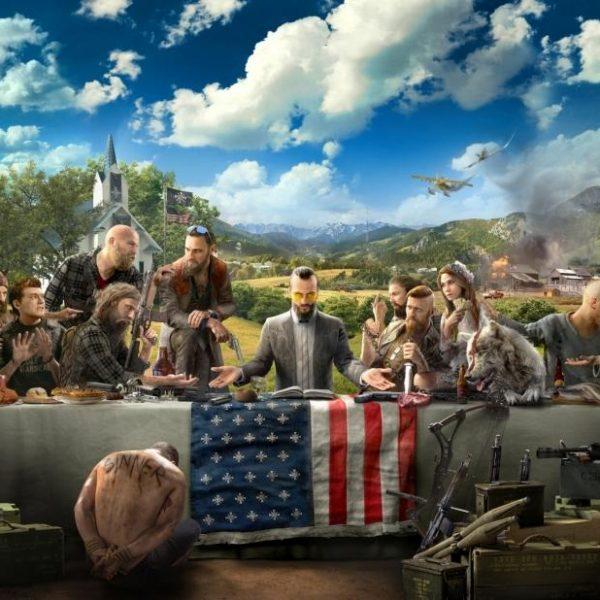Ubisoft анонсирует Rainbow Six, Far Cry и другие важные игры на E3 2021 (far cry 5 5ab8d5753edcf)