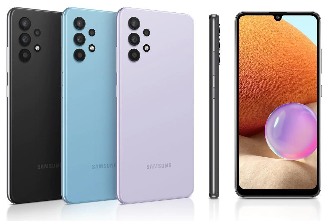 Samsung начала массовый выпуск модулей памяти LPDDR5 uMCP (galaxy a32 a325 1)