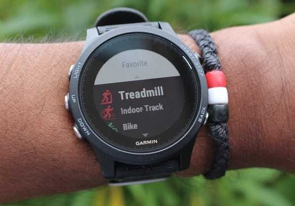 Garmin Forerunner 55: новые беговые часы с GPS (garmin forerunner)