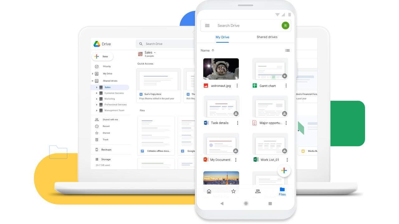 Обновление безопасности Google Диска может сломать ссылки на общие файлы (google drive 1280x720 1)