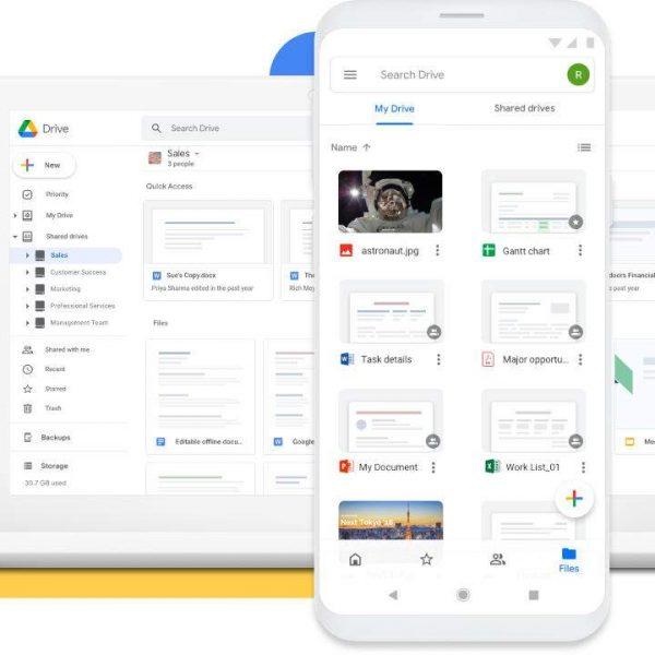 Обновление безопасности Google Диска может сломать ссылки на общие файлы (google drive 1280x720 2)