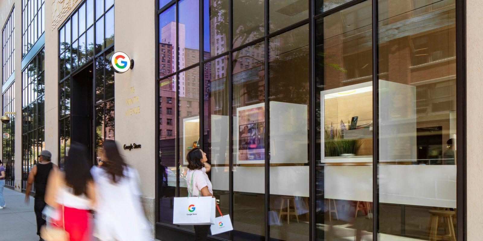 Первый магазин Google Store откроется 17 июня 2020 года в Нью-Йорке (google store chelsea cover4 1)