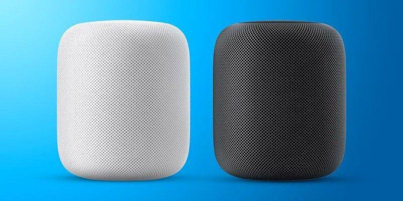 HomePod исчез из интернет-магазина Apple в США (homepod feature blue2)