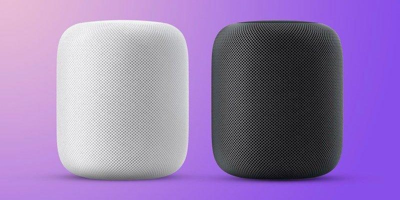 HomePod теперь недоступен в Канаде после снятия с производства (homepod feature purple)