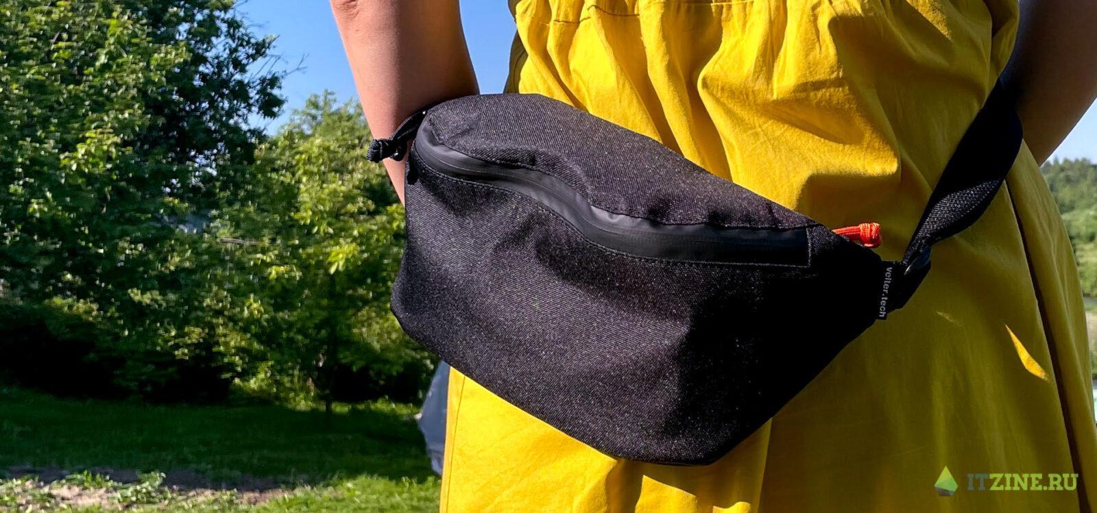 Обзор сумки Velter с клеткой Фарадея: блокирует все сигналы гаджетов (hp envy 03 1)