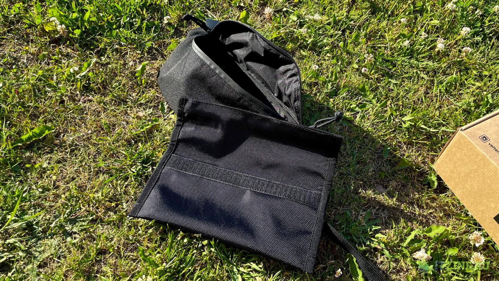 Обзор сумки Velter с клеткой Фарадея: блокирует все сигналы гаджетов (hp envy 08 1)