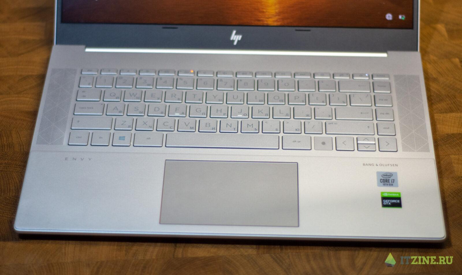 Обзор ноутбука HP Envy 15: мощь для создателей графического контента (hp envy 16)
