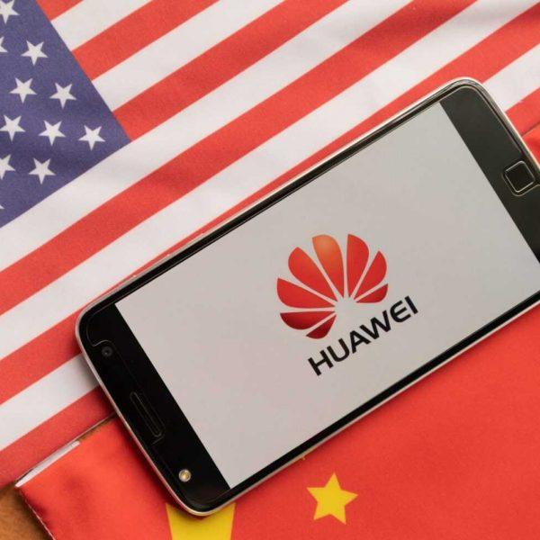 Белый дом США расширил список запрещенных китайских компаний (huawei)