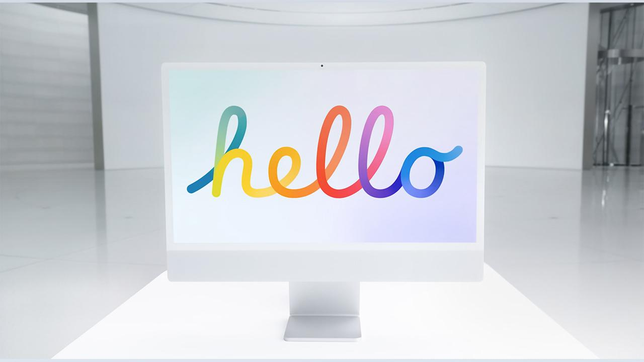 У нового Apple iMac 2021 неисправны подставки (imac m1 2021)