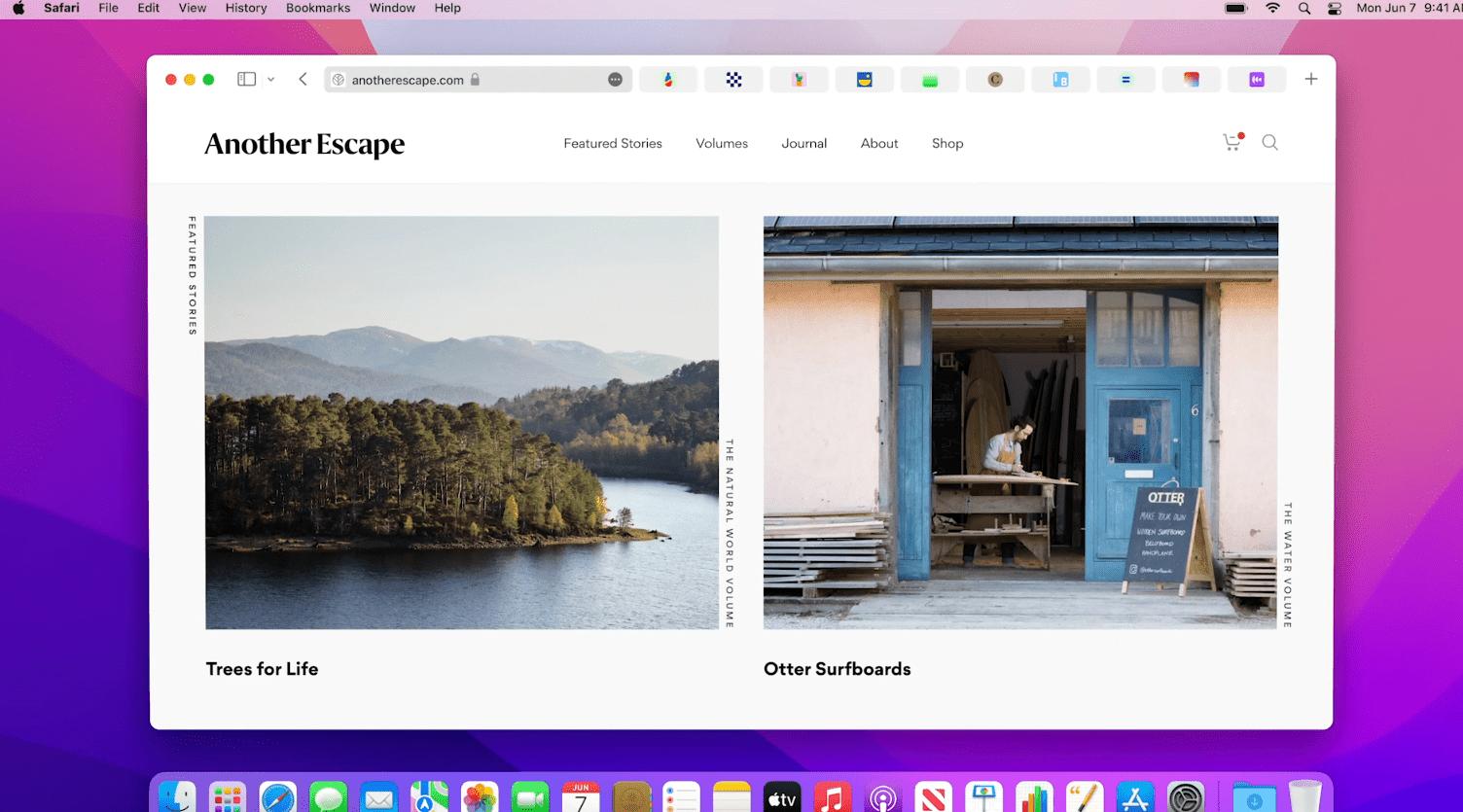 WWDC 2021: Apple представила macOS Monterey (image 15)