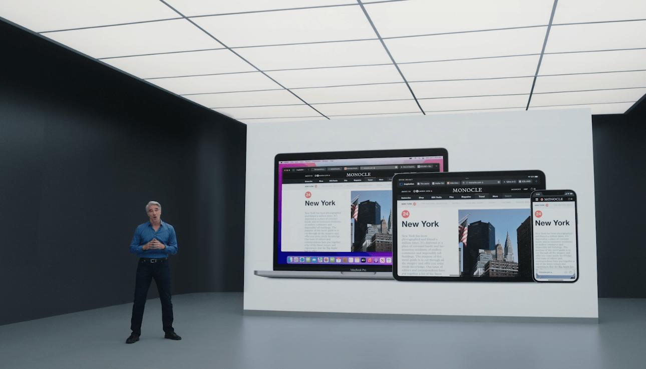 WWDC 2021: Apple представила macOS Monterey (image 17)