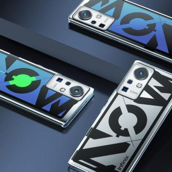 Компания Infinix представила меняющий цвет смартфон (infinix concept phone)