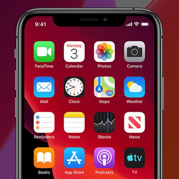 iPhone 13 может получить постоянно включенный дисплей (iphone ios 13 2)