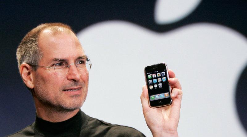 14 лет назад стартовали продажи первого iPhone (iphone)