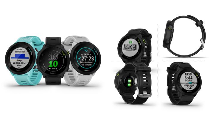 Garmin Forerunner 55: новые беговые часы с GPS (mailservice 1)