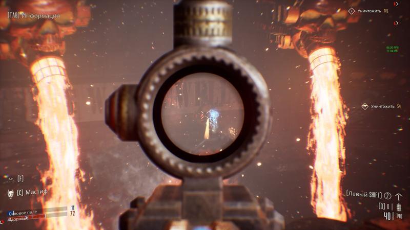 Обзор Necromunda: Hired Gun. DOOM Eternal по вселенной Warhammer 40.000! (necromunda hired gun 142)