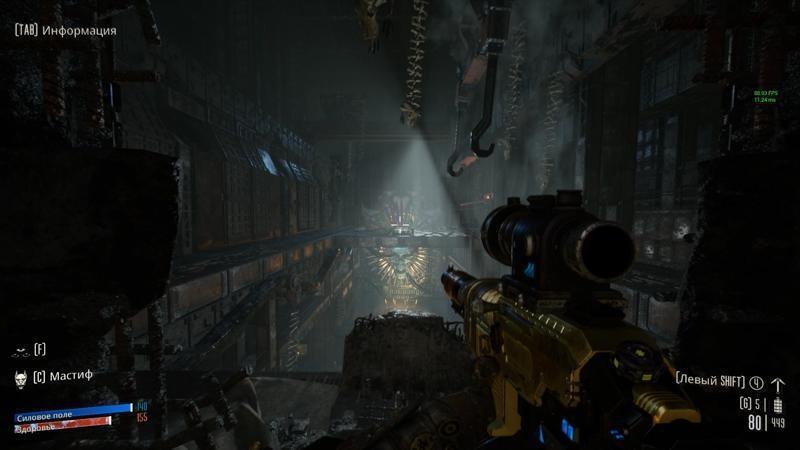 Обзор Necromunda: Hired Gun. DOOM Eternal по вселенной Warhammer 40.000! (necromunda hired gun 159)