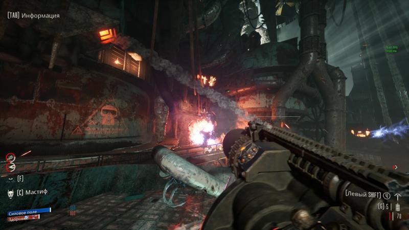 Обзор Necromunda: Hired Gun. DOOM Eternal по вселенной Warhammer 40.000! (necromunda hired gun 160)