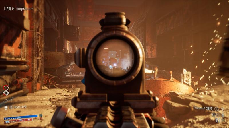 Обзор Necromunda: Hired Gun. DOOM Eternal по вселенной Warhammer 40.000! (necromunda hired gun 27)