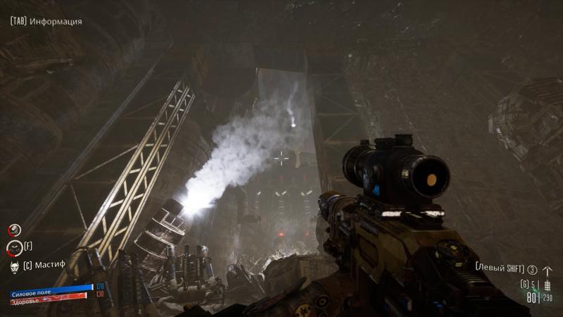 Обзор Necromunda: Hired Gun. DOOM Eternal по вселенной Warhammer 40.000! (necromunda hired gun 35)