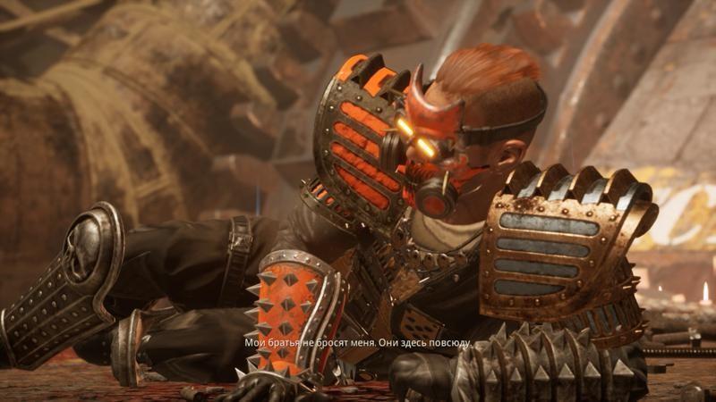 Обзор Necromunda: Hired Gun. DOOM Eternal по вселенной Warhammer 40.000! (necromunda hired gun 77)