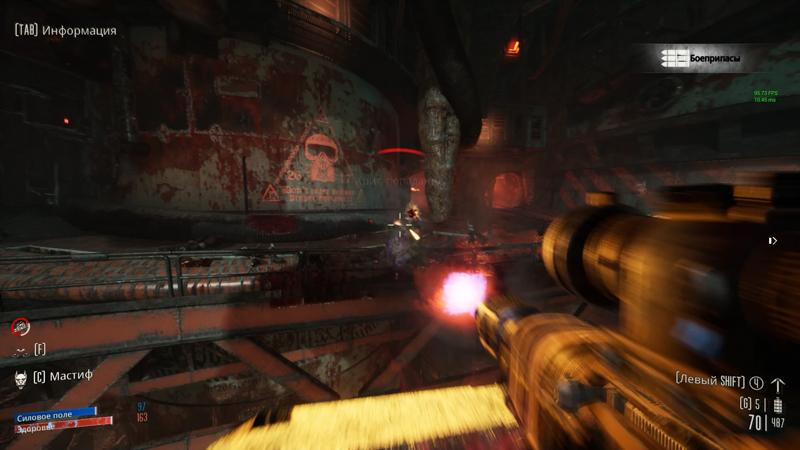 Обзор Necromunda: Hired Gun. DOOM Eternal по вселенной Warhammer 40.000! (necromunda hired gun 88)