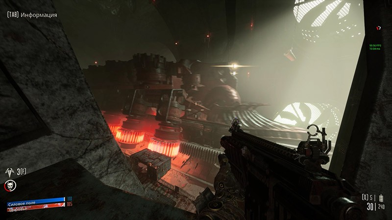 Обзор Necromunda: Hired Gun. DOOM Eternal по вселенной Warhammer 40.000! (necromunda hired gun2)