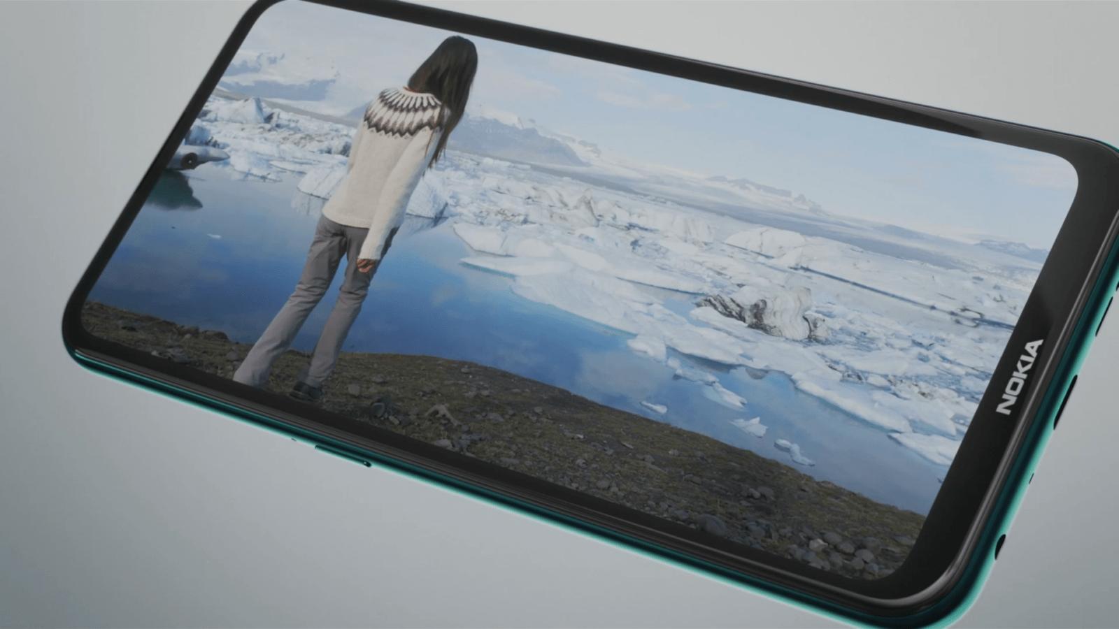 В России начались продажи смартфона Nokia X10 (nokia x10 dtc video desktop)