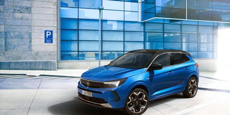 Opel сделала новый электромобиль Grandland - смелый дизайн и передовые технологии (novyj opel grandland 1)