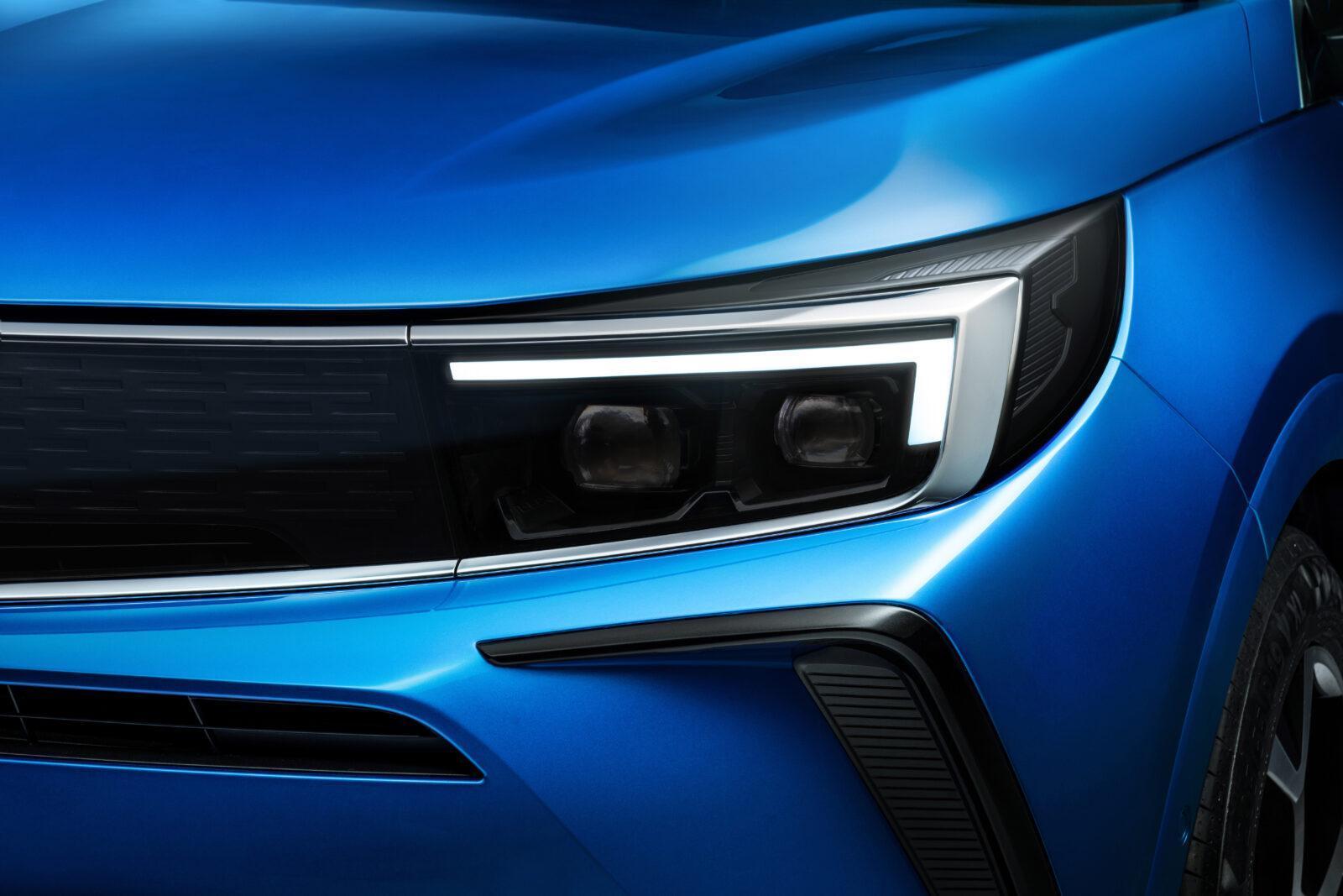 Opel сделала новый электромобиль Grandland - смелый дизайн и передовые технологии (novyj opel grandland 8)
