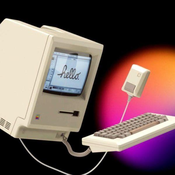 Дизайнер создал красивую рекламу для Apple Macintosh, да-да, того самого (original macintosh concept video)