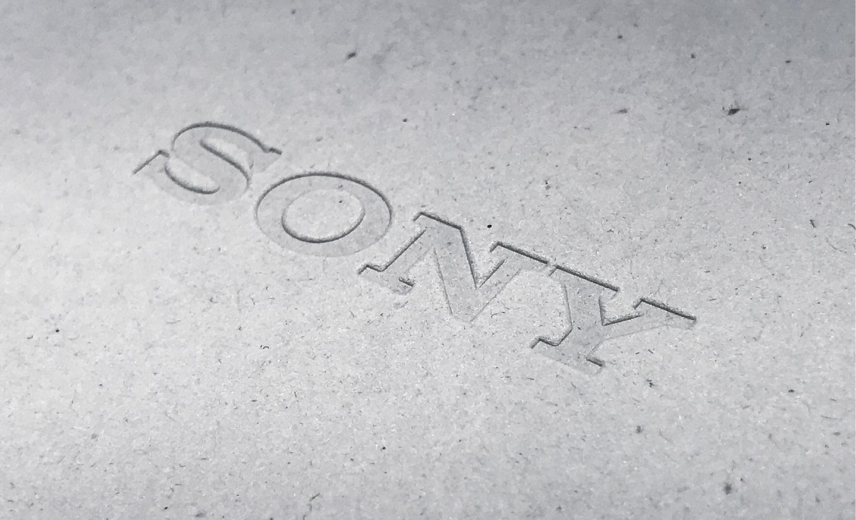 Компания Sony разработала экологически чистый бумажный материал (primery tisneniya)