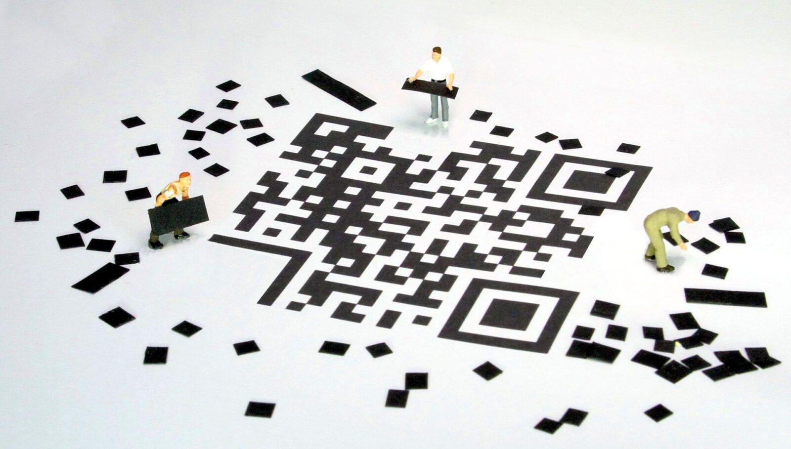 Мошенники научились подделывать QR-коды на документах: топ-5 новых уловок киберкриминала (qr code 3970681 1920)