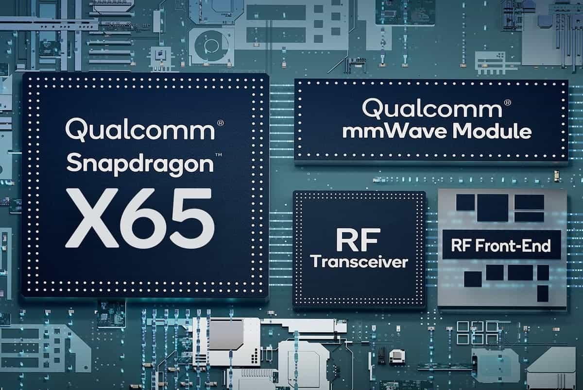 MWC 2021: Модем Qualcomm Snapdragon X65 установил рекорд скорости передачи данных 5G ()