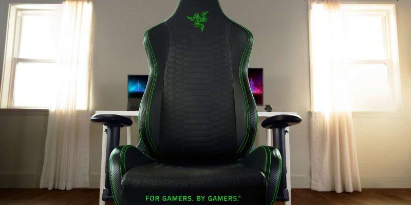 Razer сделала геймерское кресло Razer Iskur X (razer iskur x)